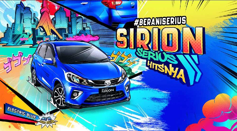 Promo Daihatsu Sirion Di Padang